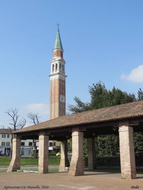 Dolo, Riviera del Brenta, Squero