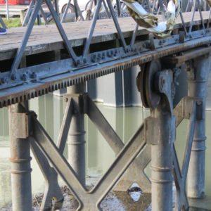 Ponte pedonale, Riviera del Brenta