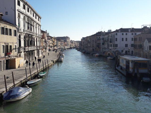 Venezia- da ponte Tre Archi
