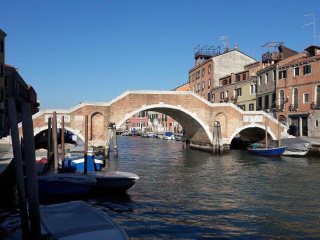 Venezia - Ponte Tre Archi
