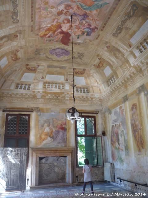 Villa Venier Contarini, Mira, Riviera del Brenta