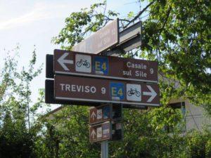 Gira Sile, Treviso