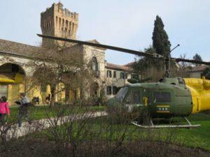 Castello San Pelagio, Padova