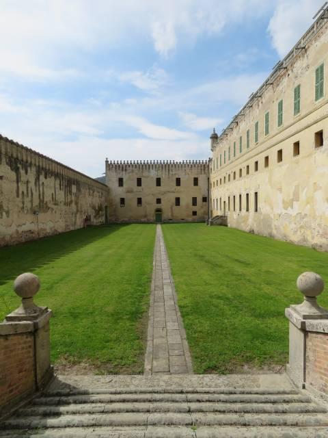 Castello del Catajo, Colli Euganei, Padova