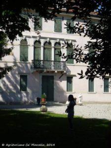 Villa Venier Contarini, Riviera del Brenta