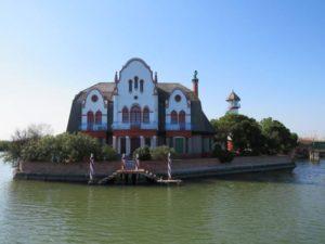 Laguna di Venezia, Casone Zappa