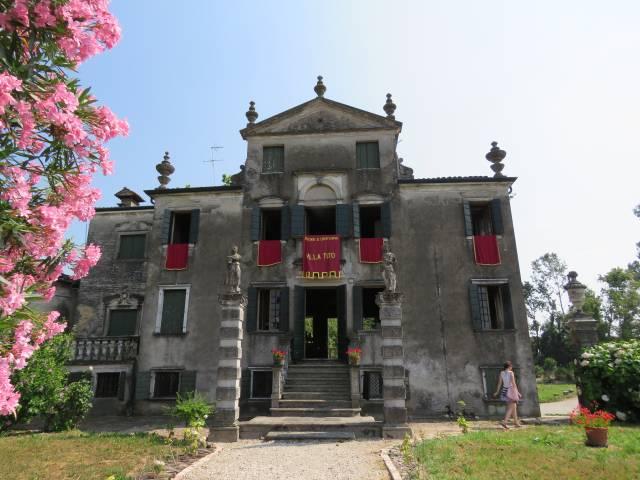Villa Tito, Riviera del Brenta, Venezia
