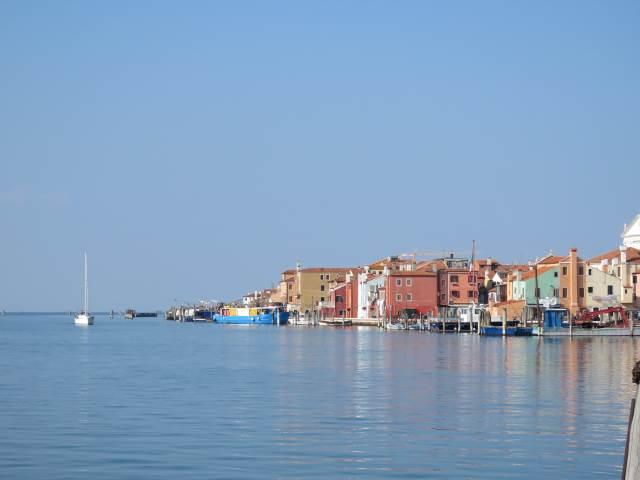 Ca Roman Oasi Lipu, laguna di Venezia