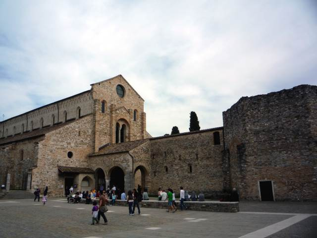 Aquileia, la Basilica