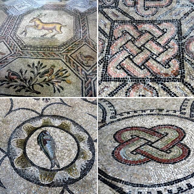 Aquileia, mosaici della basilica