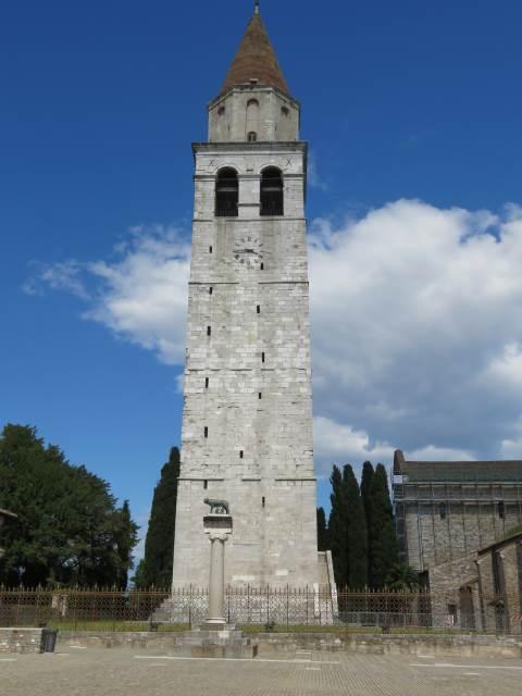 Aquileia, campanile