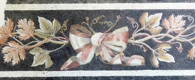 Aquileia, mosaico, museo archeologico