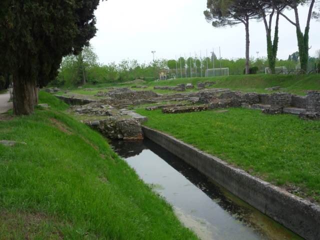 Aquileia, porto fluviale