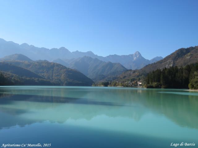 Lago di Barcis, Friuli Venezia Giulia