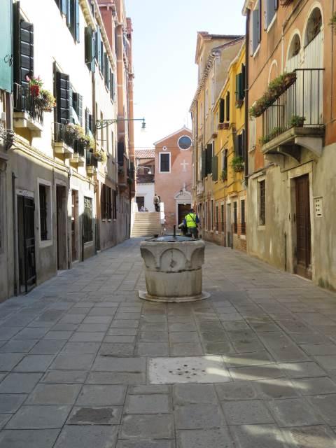 Venezia, San Giacomo Orio, Veneto