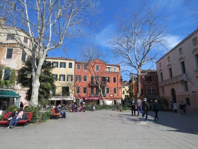 Venezia, San Giacomo dell'Orio, Veneto