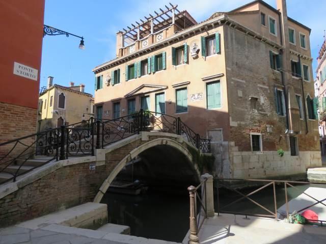Venezia, Ponte storto