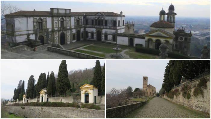 Monselice, Colli Euganei, Veneto
