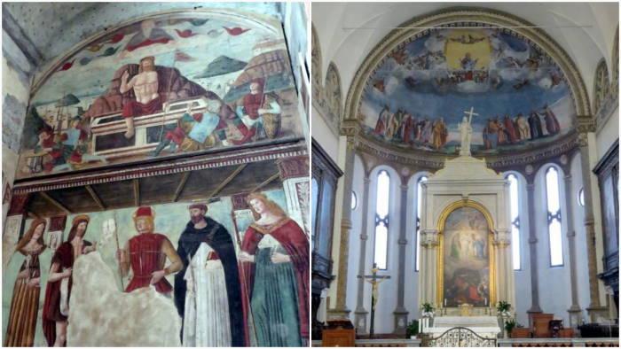 Duomo Montagnana, Colli Euganei, Veneto