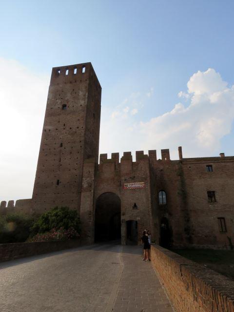 Montagnana, Castel San Zeno
