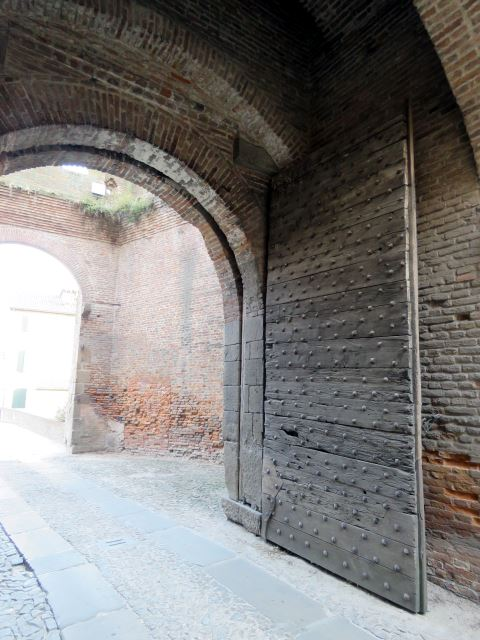 Mura di Montagnana, Padova