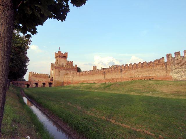Montagnana, Rocca degli Alberi, Padova