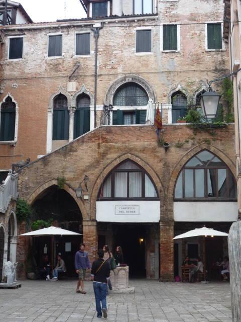 Corte del Remer, venezia