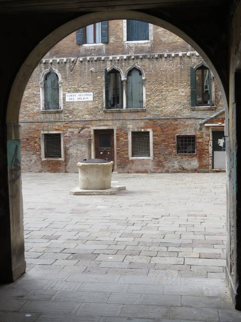 Corte del Milion, Venezia