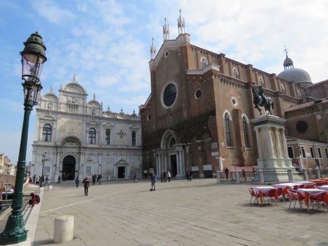 Campo Santi Giovanni e Paolo, Venezia