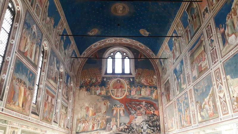 Cappella degli Scrovegni, Padova, Veneto