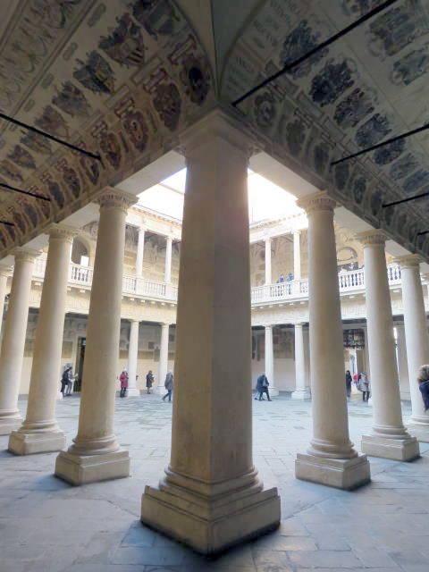Palazzo università Padova, Veneto