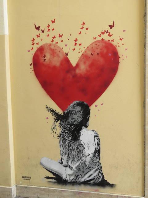 Street art Alessio B, Padova, Veneto