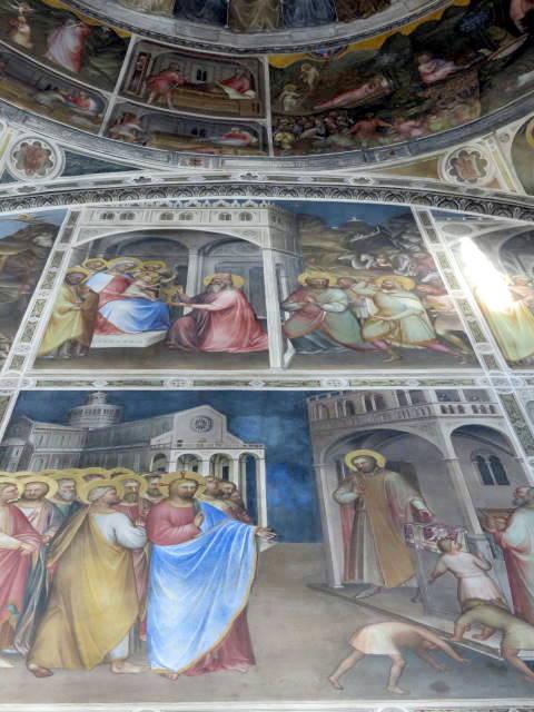 Battistero Duomo, Padova, veneto