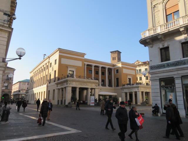 Caffè Pedrocchi, Padova, Veneto