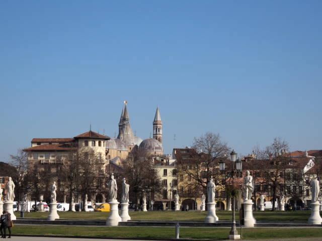 Prato della Valle, Padova, Veneto