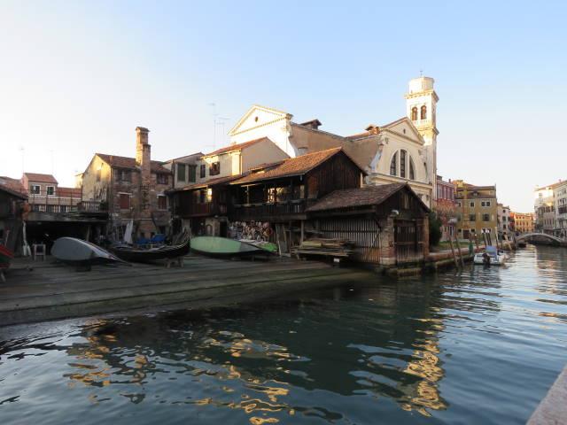 Squero San Trovaso, Venezia