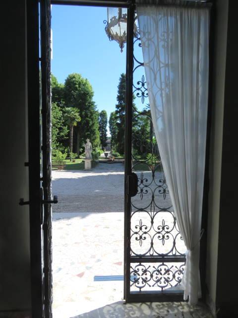 La visita a Villa Badoer Fattoretto: la storia.