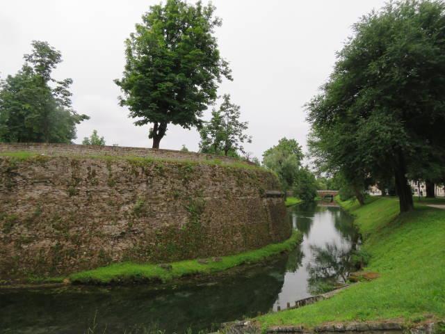 Treviso, Mura veneziane, Veneto