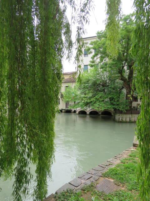Treviso, lungo il Cagnan, Veneto