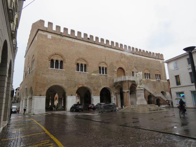 Treviso, Palazzo dei Trecento, Veneto
