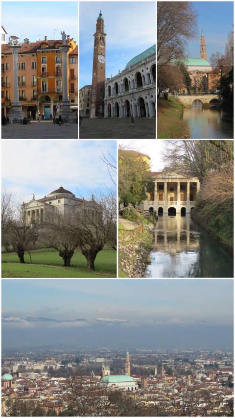 Vicenza, Veneto, Palladio